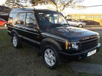2003 52 LAND ROVER DISCOVERY 2.5 TD5 ES 5D AUTO 136 BHP DIESEL