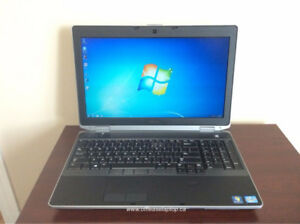 Dell Latitude E6540 Core i5 Laptop, Webcam, Win 7 & 90 Day Wty