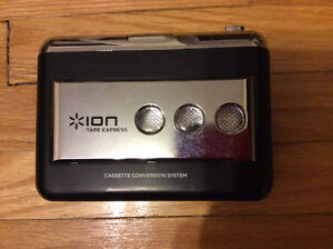 ION Tape Express - Cassette Tape Conversion