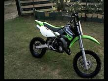 selling kx 65cc good condition Ducklo Dalby Area Preview