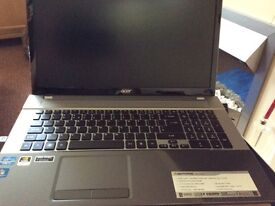 "Acer 17"" Laptop £350"