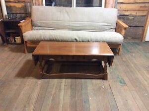 Vintage coffee table (Tappen)