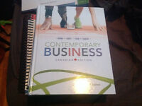Books for  Business Program St Lawrence College