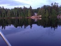 HOUSE FOR SALE ON WILDGOOSE LAKE IN GERALDTON ON