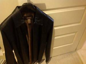 MEN'S LEATHER JACKET SIZE MEDIUM Bayswater Bayswater Area Preview