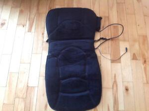 Car seat warmer/massager