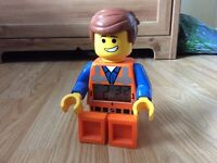 The Lego Movie Alarm Clock