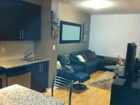 FURNISHED EXEC  MAPLE LEAF SQ STUNNING SET UP AS 2 BEDROOMS