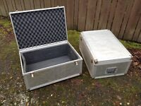 FLIGHTCASES , X 2 Great condition , multiple use. ......