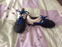 Sondico football boots