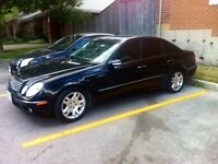 SALE OR TRADE 2003 Mercedes E500 - + CASH ONLY !! Try Ur Offers!