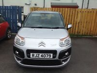 Citroen c3 Picasso 2010 VTR+HDI superb condition low miles.