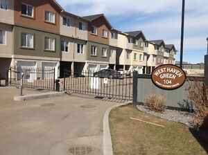 Leduc Townhouse/Condo - 3 bedroom, 2.5 bath - pets welcome.