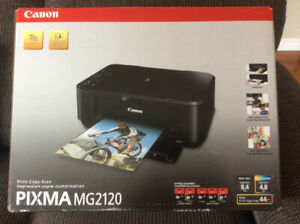 Canon Pixma Printer 2120 Brand New