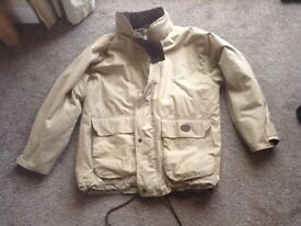 Oxford wax jacket small UK 38