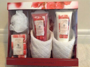 BROMPTON & LANGLEY BATH & BODY CARE  COLLECTION