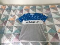 Selection of tee shirts Adidas,Hype,Nike,Sonneti