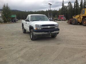 2003 Chevrolet C/K Pickup 2500 Pickup Truck