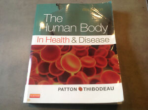 The Human Body In Health and Disease 6th Ed.