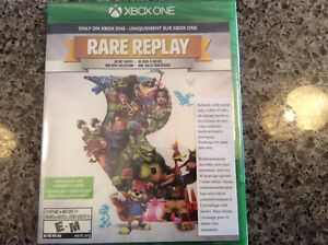 Xbox One Rare Replay - New Never Opened
