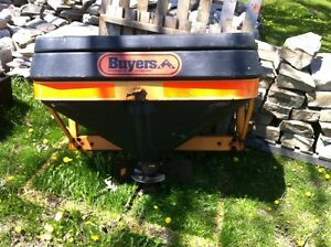 Buyers Salt Spreader