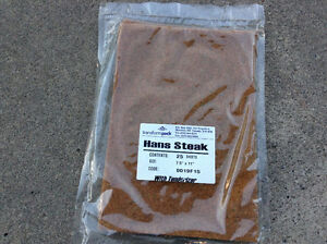 HANS Steak Spice Marinading Sheets