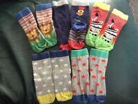 Kids socks bundle 6-8.5