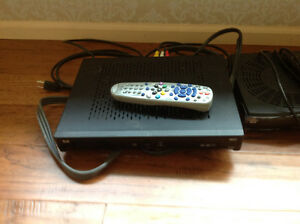 Bell satellite T.V. Interface boxes and controllers Prince George British Columbia image 2