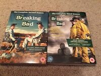Breaking Bad Series 2&3 box set