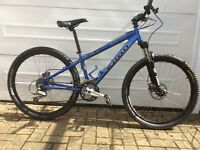 Kona cindercone mountain bike