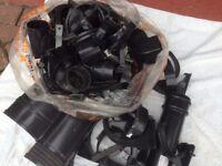 Black68mm downpipe