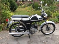 Yamaha 100cc Twin