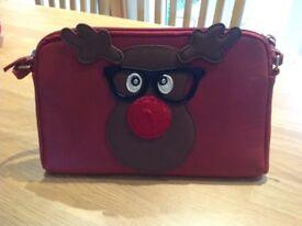 Christmas handbag!
