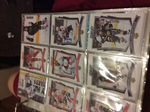 Cartes de hockey de 1989-2000/hockey cards from 1989 to 2000's