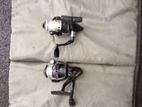 Pair of Okuma Reel Size 30 Coarse Trout Float
