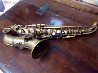 Conn Curved Soprano Saxophone 141xxx