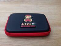 Mario themed DS hard case