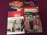 Big Bands LP record Bundle