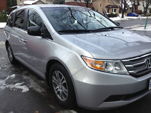 2011 Honda Odyssey EX, with comprehensive warranty