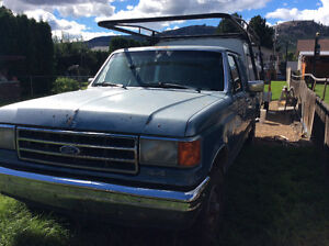 1991 Ford F-150 Extra Cab Pickup Truck