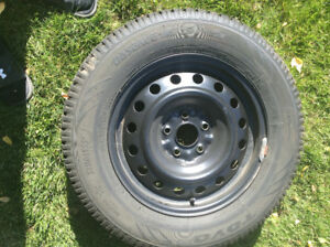 Toyo observe ice tires 215/65/R16