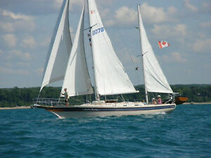 Bayfield 40 Sailboat