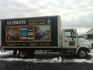 2007 HINO CUBE TRUCK  FOR SALE