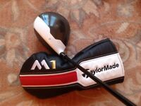 Taylormade M1 Driver golf club