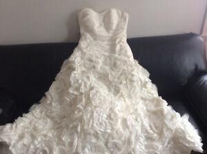 Robe de mariée. PRIX RÉVISÉ!!!