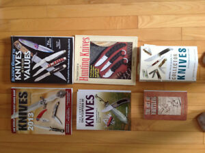 Knife Books and Magazines