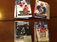 Hockey cards. All Inserts.