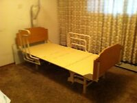 Invacare Carroll hospital health care bed