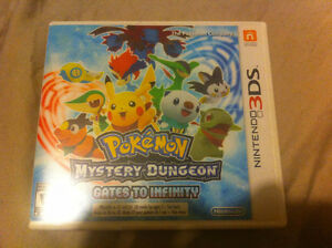 Pokemon Mystery Dungeon Gates to Infinity SELL ASAP