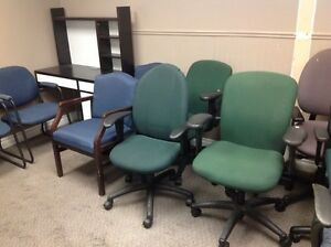 Lots of OFFICE CHAIRS Kitchener / Waterloo Kitchener Area image 2